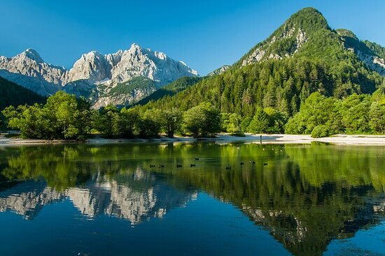 Private 8-Day Guided Slovenian Adventure Tour