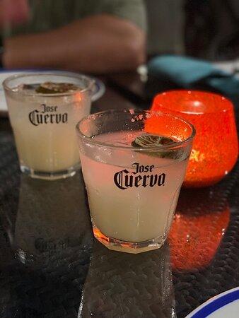 Promo classic Margaritas