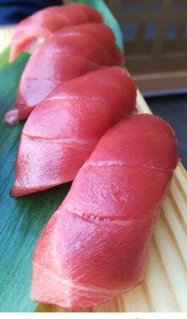 You'll love their Sushi!