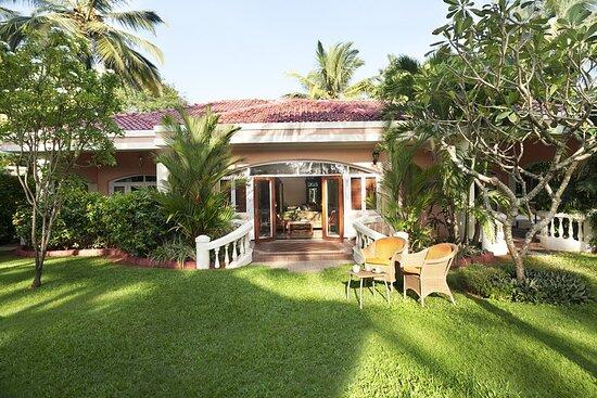 Presidential Villa Private Garden