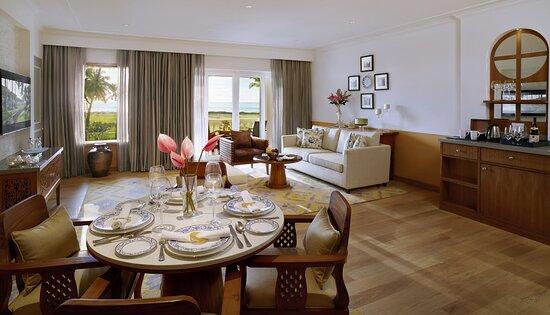Luxury Suite Living Room