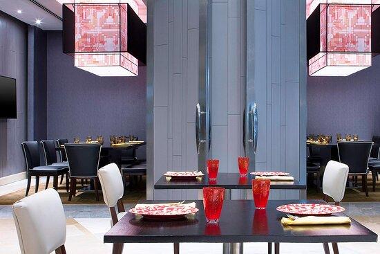 Latest Recipe - Private Dining Room