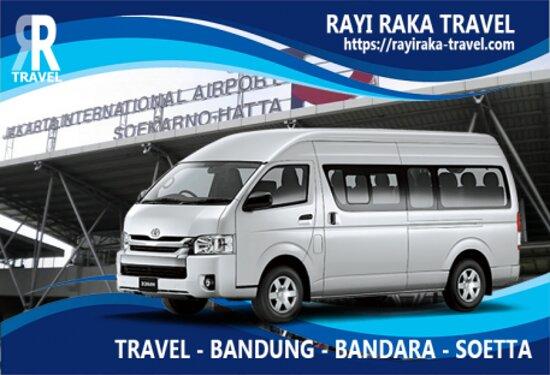 Travel Bandung Bandara Soekarno Hatta Layanan Antar Jemput  Harga Rp 200.000 Sistem Door To Door Service  Pesan Hubungi Nomor 0821-2171-2613