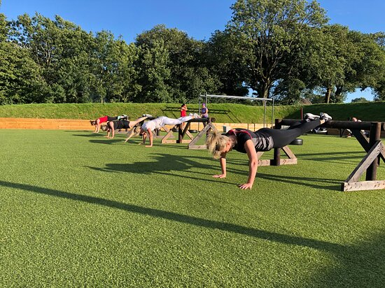 Astro Stabels Fitness Class
