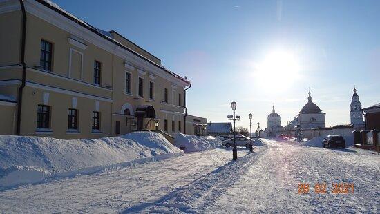 Музей истории Свияжска (февраль 2021 года)