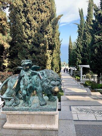 Парк садово-паркового искусства Айвазовское