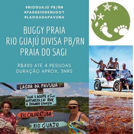 Barra de Camaratuba, PB: vamos conhecer a divisa com o RN. banho no rio Guajú....e as delícias do espetinho de lagosta.