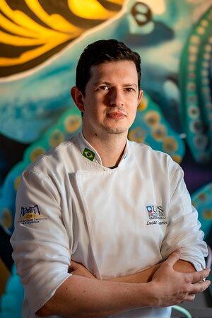 Chef Lucas Casarin