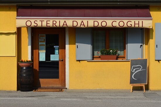 Osteria Dai Dó Coghi