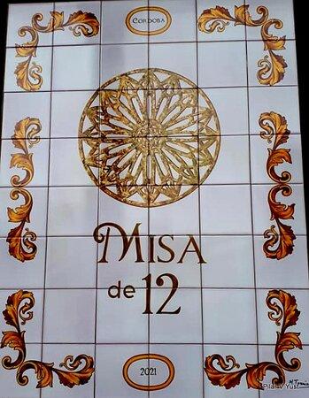 Misa de Doce Córdoba .