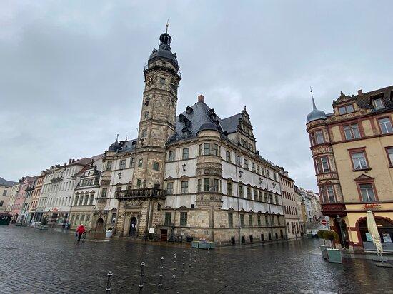 Rathaus Altenburg - Radnica