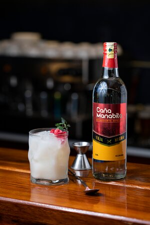 Traditional liquiors in new coctails