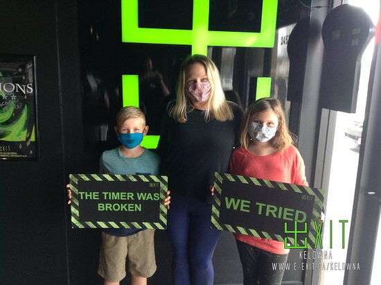 Here's some of our awesome escapee's from April 18th-25th, 2021. Many failed and many succeeded! Test your wits today!