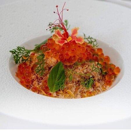 Paste restaurant's delicious royal Thai cuisine