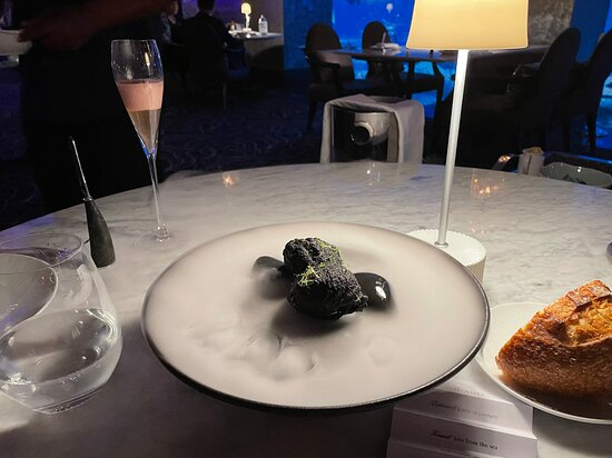 Surprising and very delicate cuisine