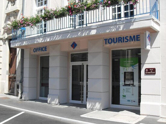 Office de Tourisme - Remiremont