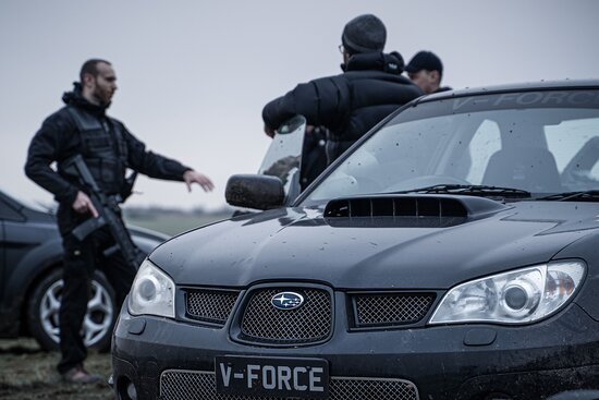 ‪V-FORCE Training - High-Octane Tactical and Advanced Driving Experiences‬