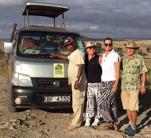 Diani Beach, Quênia: Diani Tours and Safaris