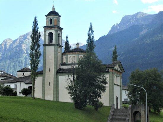 Santa Maria Assunta near Poschiavo