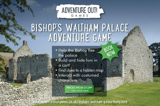Adventure Out Game Bishop's Waltham