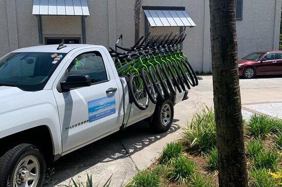 Salty's Bike Rentals