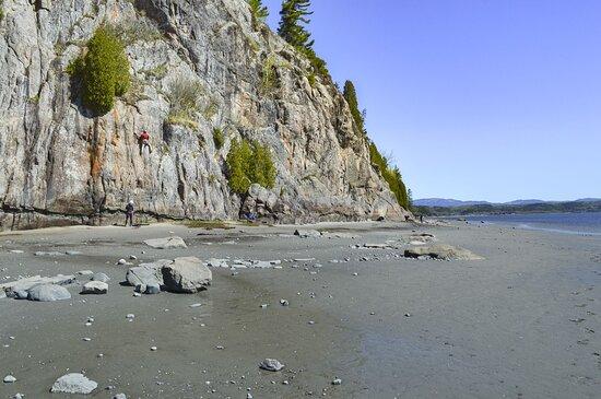 Chicoutimi, Kanada: Site de Monts et Marées