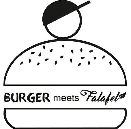 Burger meets Falafel