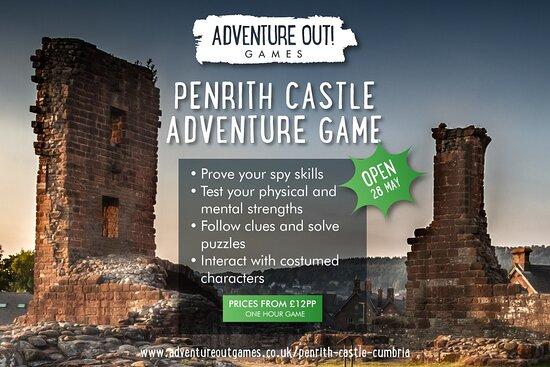Adventure Out Game Penrith Castle