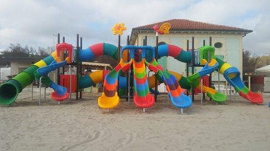 Misano Adriatico, Italy: ecco LA NOVITA' di quest'anno.....
