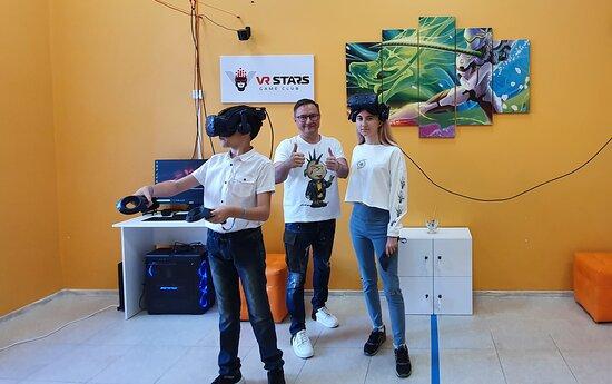 VRstars Game Club