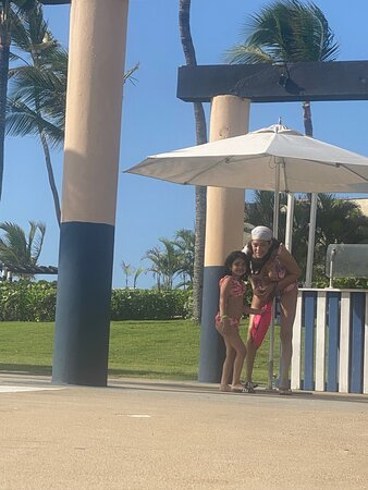 Amazing time at the Hard Rock Punta Cana