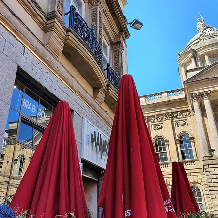 Great restaurant/bar ,great views