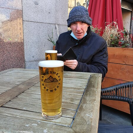 Black Barrel Bar in Liverpool Commercial District