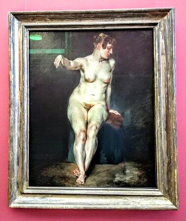 Mademoiselle Rose - Delacroix