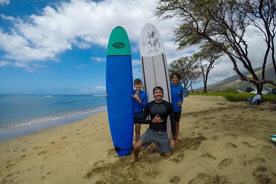 Swell Maui Surf Lessons