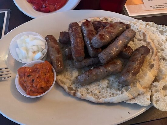 The worst cevapi in the universe