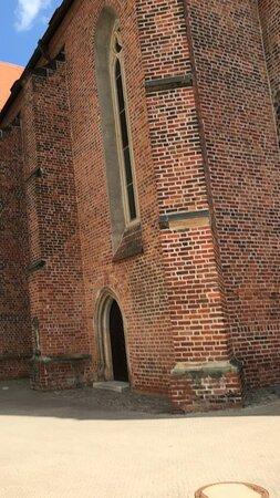 Marienkirche Church Kirche kostol Dessau Rosslau