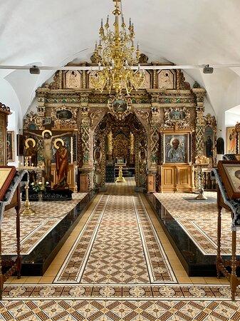 Wonderful orthodox church