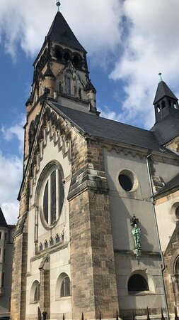 Petruskirche Probenort Lutherchor Petrusgemeinde Dessau - Church - Kostol