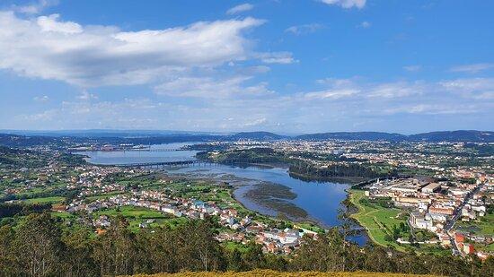 Mirador de Ancos Vista de la Ria 2