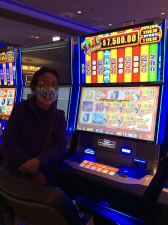 Diamond Club Serrano member Nuena won $11,540 at San Manuel Casino on March 12, 2021.