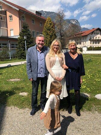 Ohlstadt, Γερμανία: KONFIRMATION,  ANNA-LENA und älteste Enkelin Uhlig würde mich sehr freuen von euch zu hören