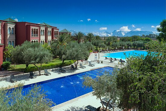 Eden Andalou Suites, Aquapark & Spa, Hotels in Marrakesch