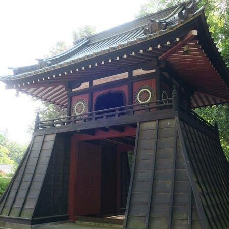 Choraku-ji Temple Chokushimon