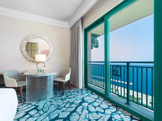 Ocean Deluxe Room Juliette Balcony