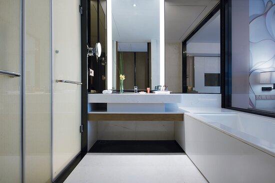 Basic Room Washroom