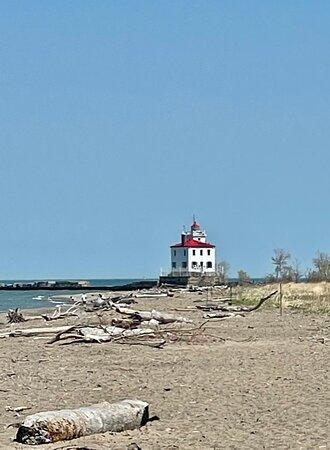 Fairport Harbor Lighthouse.