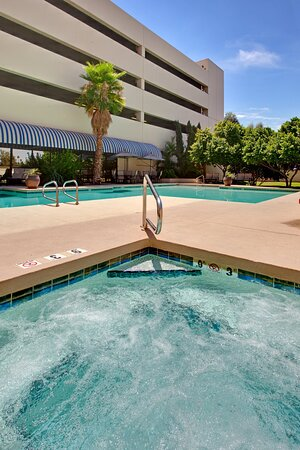 Relax & Unwind in Our Therapeutic Whirlpool