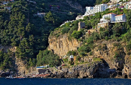 Casa Angelina from the Sea level