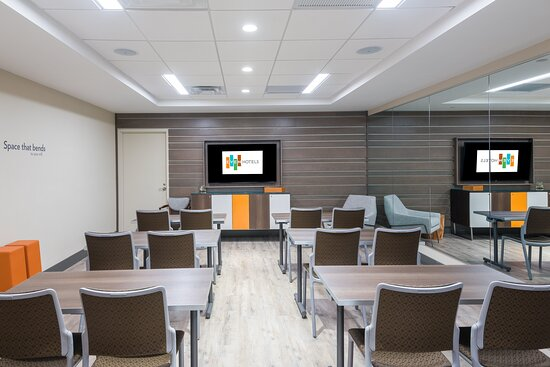 Classroom style is perfect for your next meeting